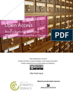 Otwarta Nauka Open Access