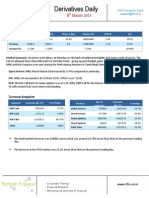 Derivatives Daily March 8 2011(1)