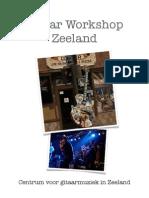 Gitaar Workshop Zeeland