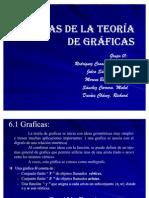 Temas de la Teoría de Gráficas