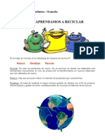 Apr en Demos a Reciclar