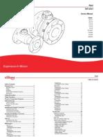ARGUS Ball Valves Service Manual Engl