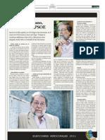 Entrevista a Francisco Toscano en El Nazareno