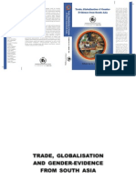 2003 Studies Trade Global is a It on and Gender Evidence From South Asia