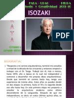 Taller de Diseño ARQ. ARATA ISOZAKI. Grupo Arqui-2011 FAUA UPAO - PIURA Taller 0, 1° Trabajo