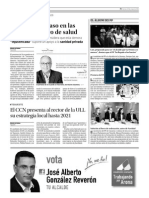 Diario de Avisos. Viernes 20 de mayo de 2011
