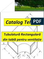 Catalog Tehnic Clima Therm Center Tubulatura Rectangular A 05.2010 _in Lucru