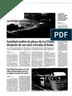 La Opinión. Viernes, 20 de mayo de 2011
