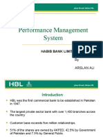Performance Management System at HBL .ppt
