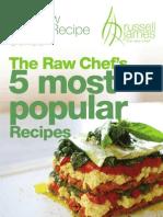 5 Popular Recipes