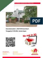 3D Brochure Kamsalamander 2 Te Amersfoort