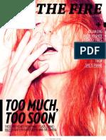 FAN THE FIRE Magazine #43 - May 2011