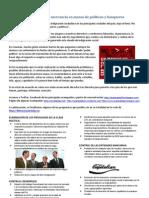 Comunicado enviado a los trabajadores de empresas del Grupo HP en España