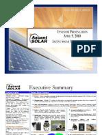 Ascent Solar FINAL-1