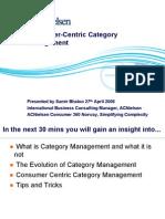Category Management AC Nielsen