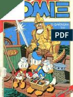 Ο Donald Duck και το Φάντασμα του Σπηλαίου.