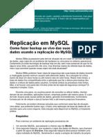 Replicacao Mysql
