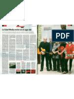 DOA, musica de Galicia, La Voz de Galicia FUGAS 13.5.11