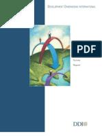 Succession Management Practices Full Report Ddi