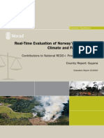 Real-Time Evaluation of NICFI - Guyana Country Report
