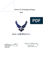 Air Force Science and Technology Strategy Final