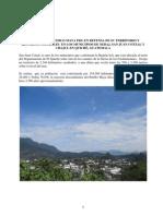 Progetto Idroelettrico Palo Viejo- Municipio Di Cotzal (Guatemala)