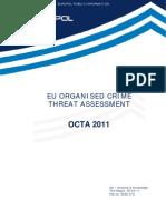 Europol Organized crime threat assessment 2011
