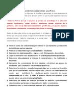 La Organizacin Del Proceso de Enseanza Aprendizaje y Sus Formas (1)