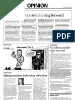 Editorial 5-20-11