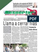 Edición 05 de septiembre de 2008