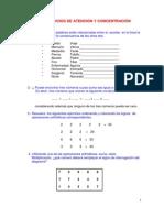 EJERCICIOS DE ATENCI%C3%93N Y CONCENTRACI%C3%93N I