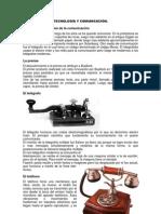 Tecnología y Comunicación-angeloglu-zapata-guiffre