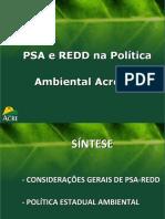 PSA E REDD