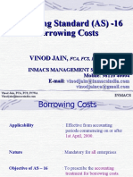 (as) -16 Borrowing Costs
