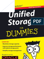 Unified Storage 4 Dummies