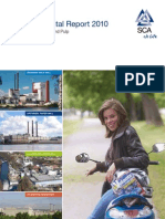 SCA Forest Products, Environmental Report 2010, Publication Papers and Pulp