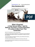 Military Resistance 9E  13