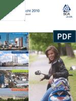 SCA Forest Products, Umweltbericht 2010, Druckpapiere und Zellstoff