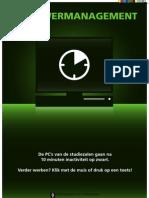 PCPM Comminucatie Studenten [Poster]