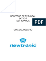 Manual Usuario Stb Newtronic