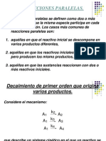 RX PARALELAS