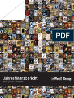 Jowood Jahresfinanzbericht 2009 Bilanz JWD