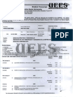 Law Transcripts - UEES
