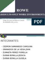 Rowe- Best Buy