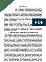 Bosco umido planiziale Caduti dell'Ossezia - Relazione tecnico-illustrativa