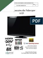 Proyecto Fabricacion de Televisor LCD