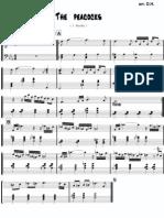 Peacocks PDF