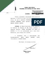 TJ-SP- Ação civil pública- Rodeios- proibição- proteção aos animais