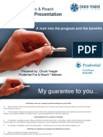 Buyer Presentation PFR Use