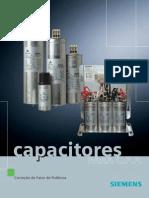Catálogo de Capacitores CFP